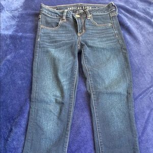 American Eagle Jegging Size 4 Long
